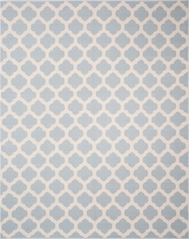 Safavieh half Montauk Collection MTK723K Handmade Cotton Safety and trust Trellis Area
