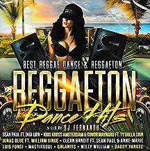 Reggaeton Dance Hits - Best Raggae Dance & Reggaeton [CD] 2017