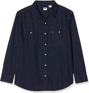 Levi's Big Classic Western Camisa Abotonada para Hombre