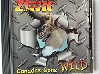 Canadas Gone Wild ~ Live Geese Audio Talk the Talk ~ Zink Calls Cd NEW