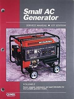 Small Ac Generator Service Volume
