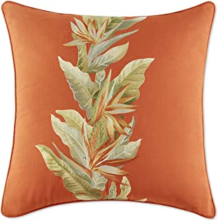 Tommy Bahama Birds of Paradise Throw Pillow, 20-inch, Coconut