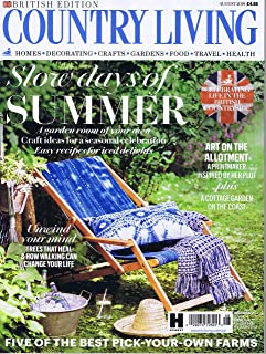 Country Living [UK] August 2019 (単号)
