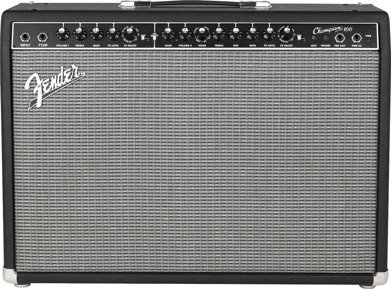 Fender Champion 100-Watt Electric Guitar Amplifier