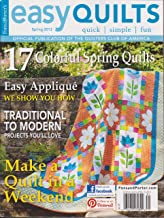 Fons & Porter's Easy Quilts Magazine Spring 2013