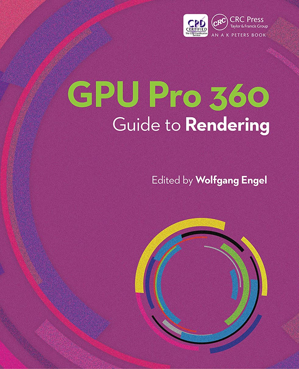 前置詞バブル鉱夫GPU Pro 360 Guide to Rendering (English Edition)