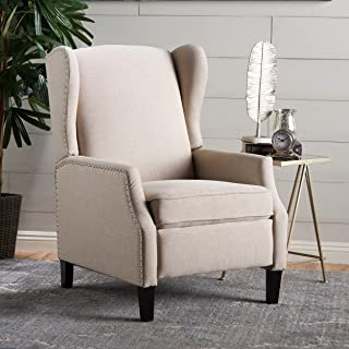 Amazon.com: Ivory - Chairs / Living Room Furniture: Home ...