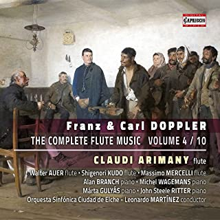 Complete Flute Music 4