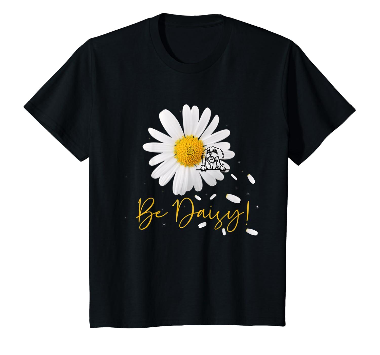 Be A Maltese Dog Daisy Gift T-shirt - Dogs T Shirts