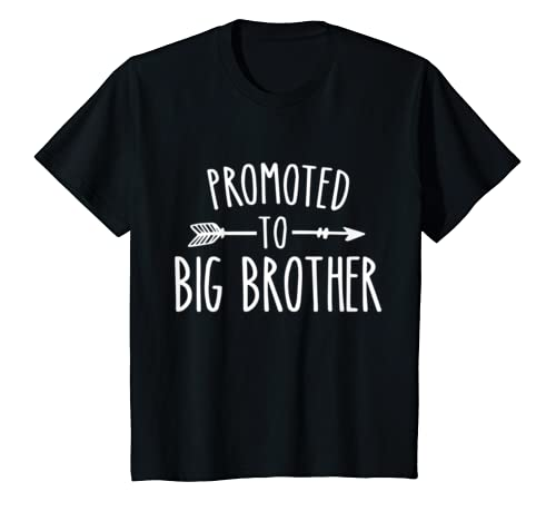 Kids Promoted To Big Brother Tee, Big Brother Announcement Tee T Shirt