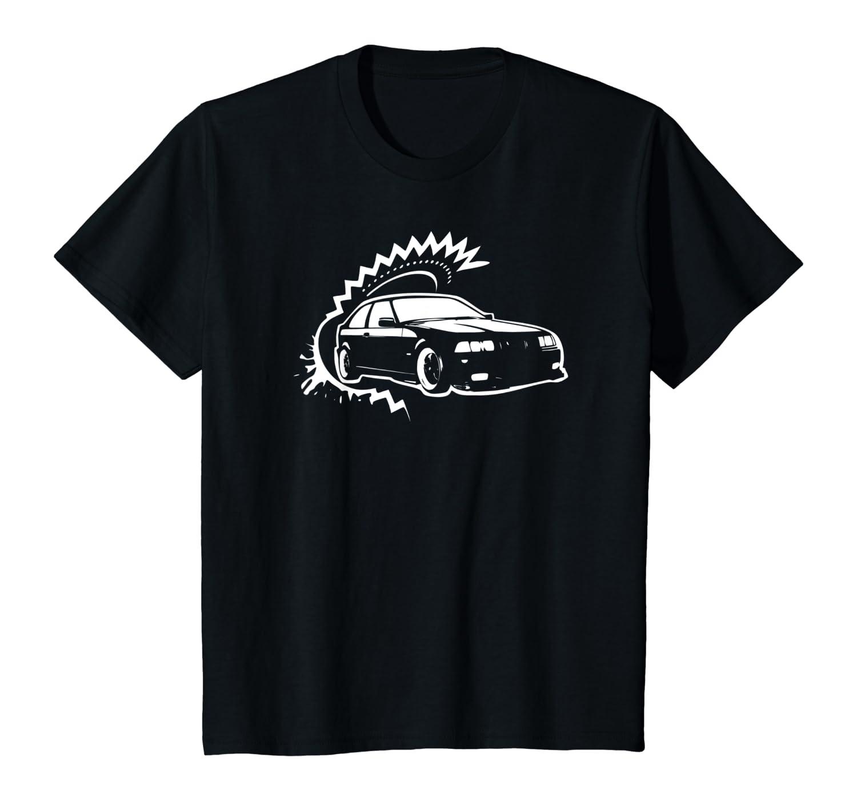 3er Compact 325i E36 E34 Youngtimer Oldtimer Coche cl/ásico Camiseta