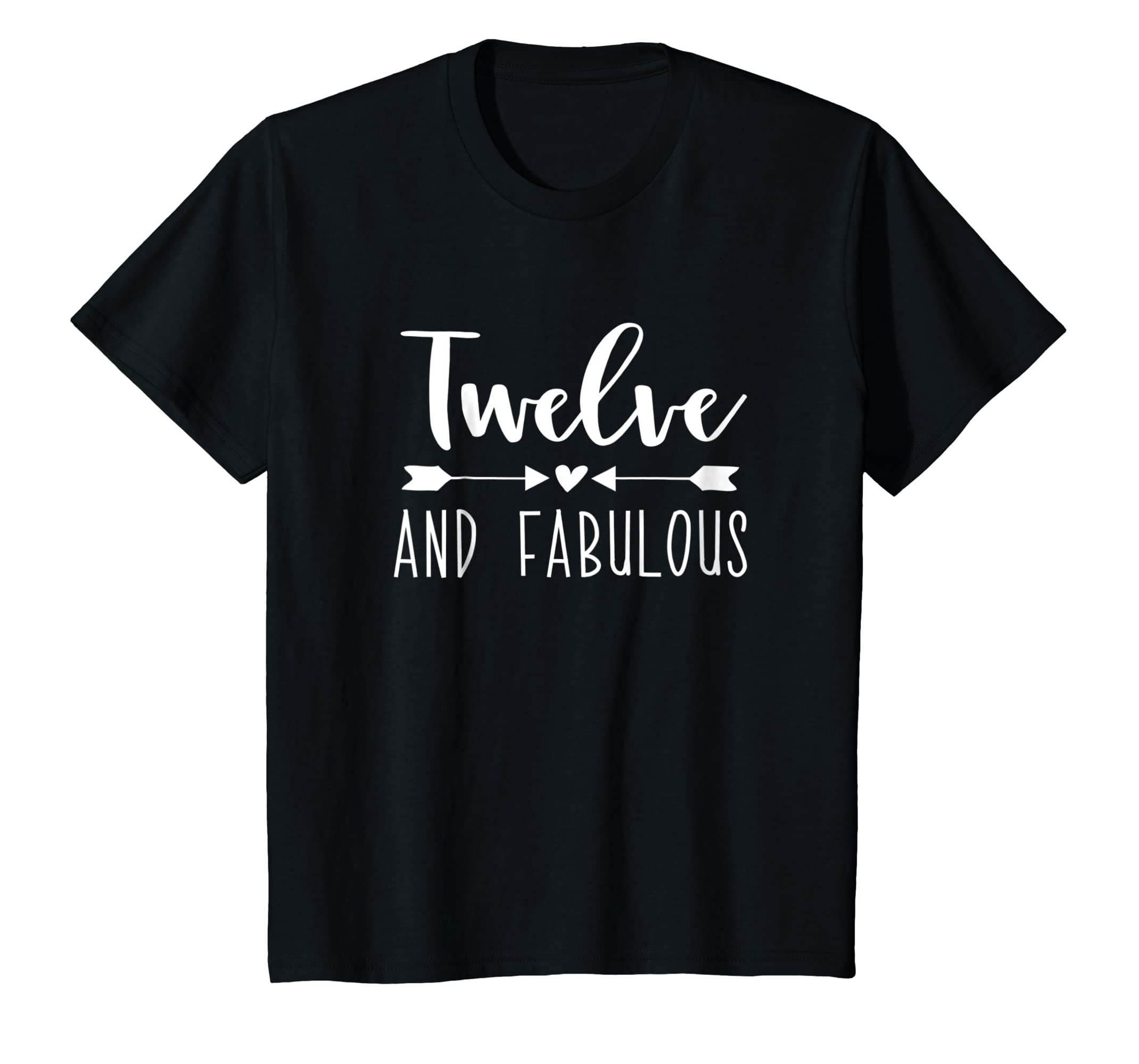 Amazon Girl Twelfth Birthday Shirt 12 Year Old Tee Clothing