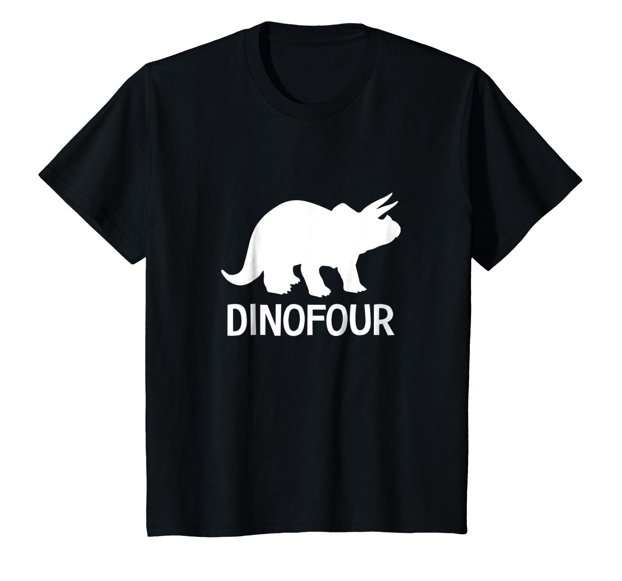 Amazon Kids 4th Birthday Shirt