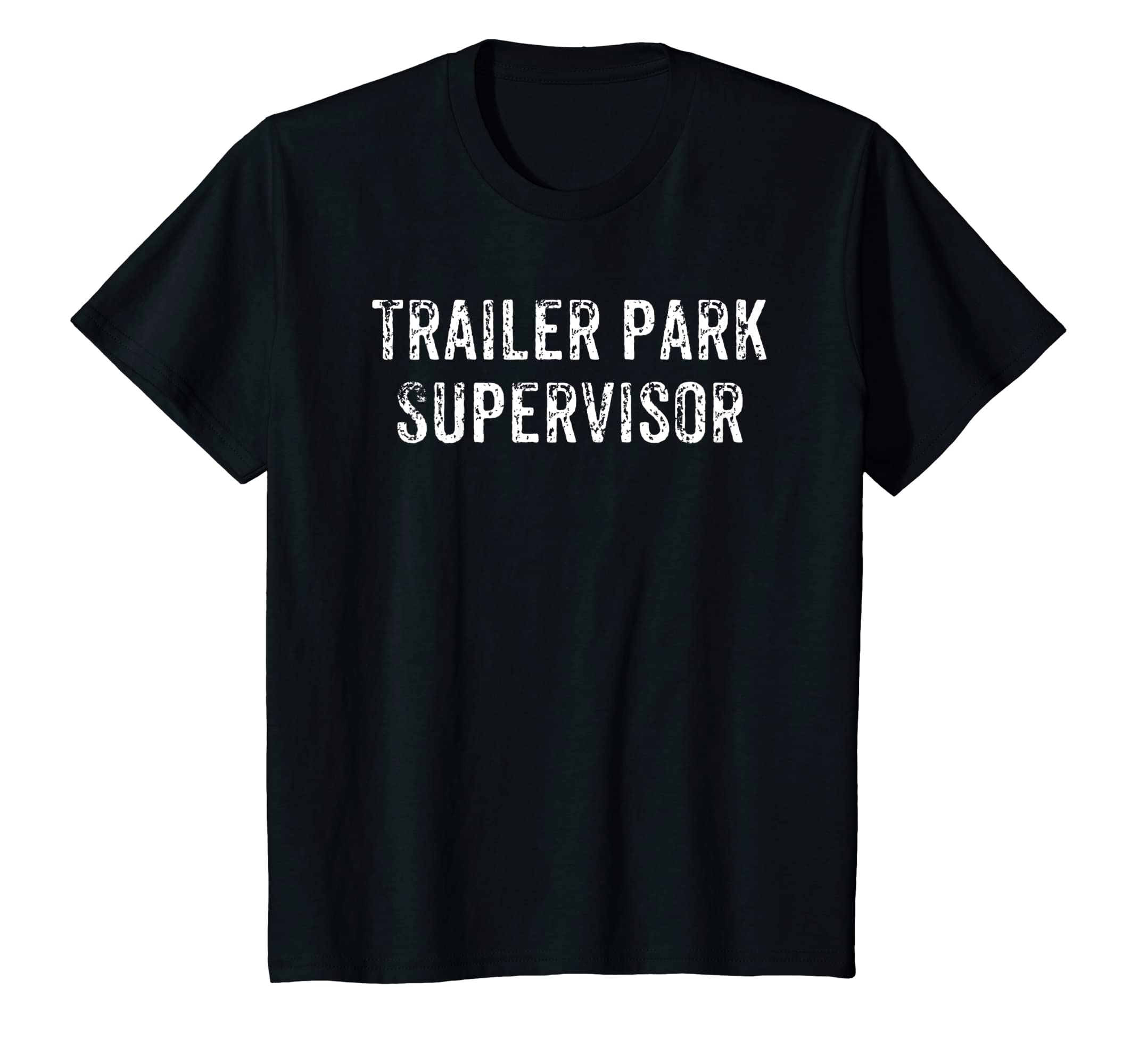 cd61430ab9 Amazon.com: Funny Trailer Park Supervisor Hillbilly Redneck Shirt: Clothing