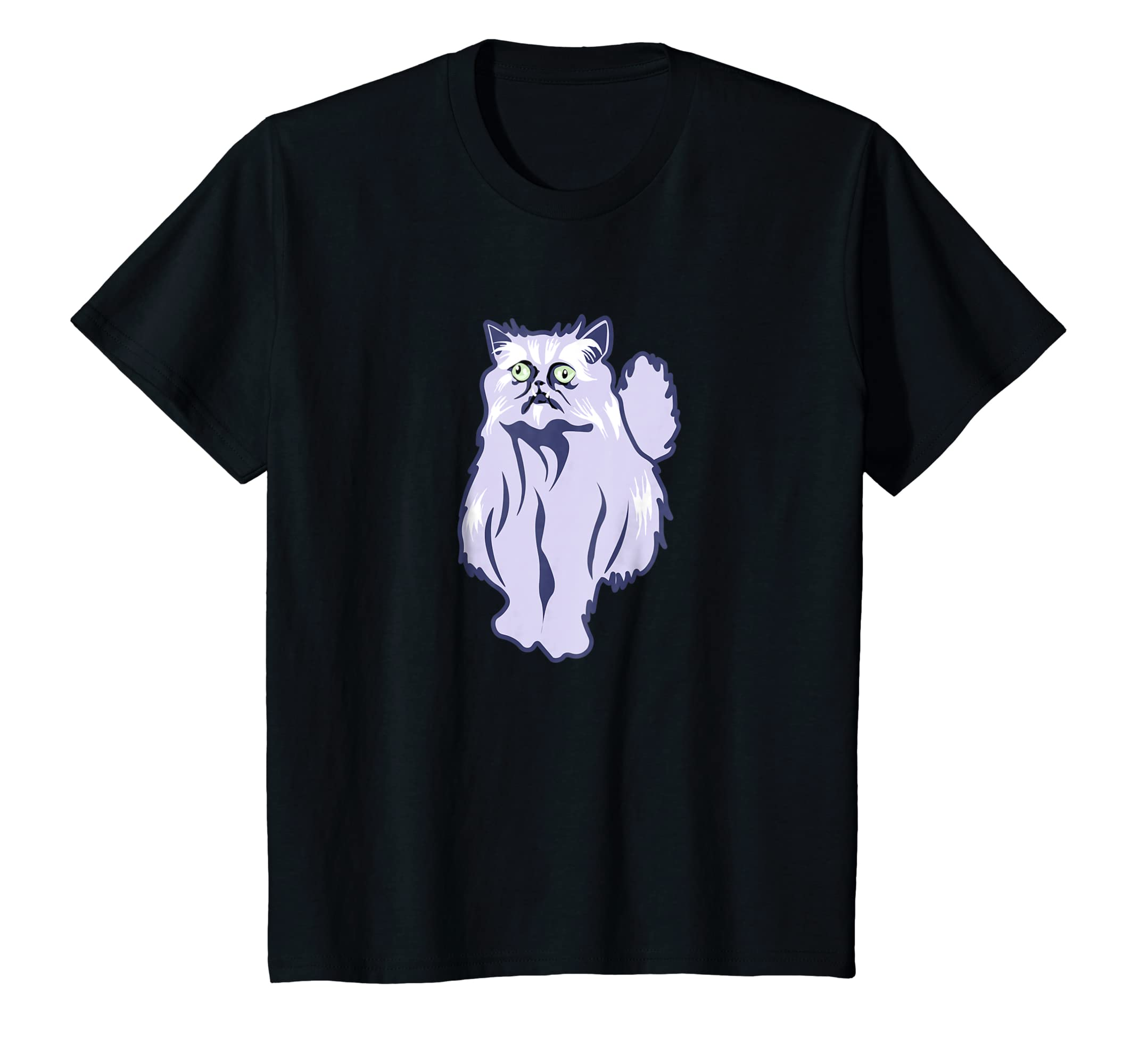 27896a5bb Amazon.com: Ma We Gotta Weird Cat Outside T-Shirt: Clothing