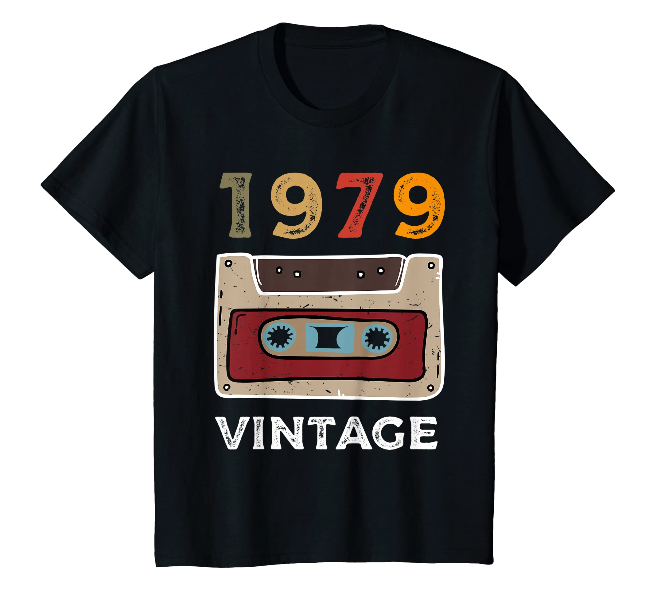 Amazon 40th Birthday Gift Vintage 1979 For Men And Woman T Shirt Clothing