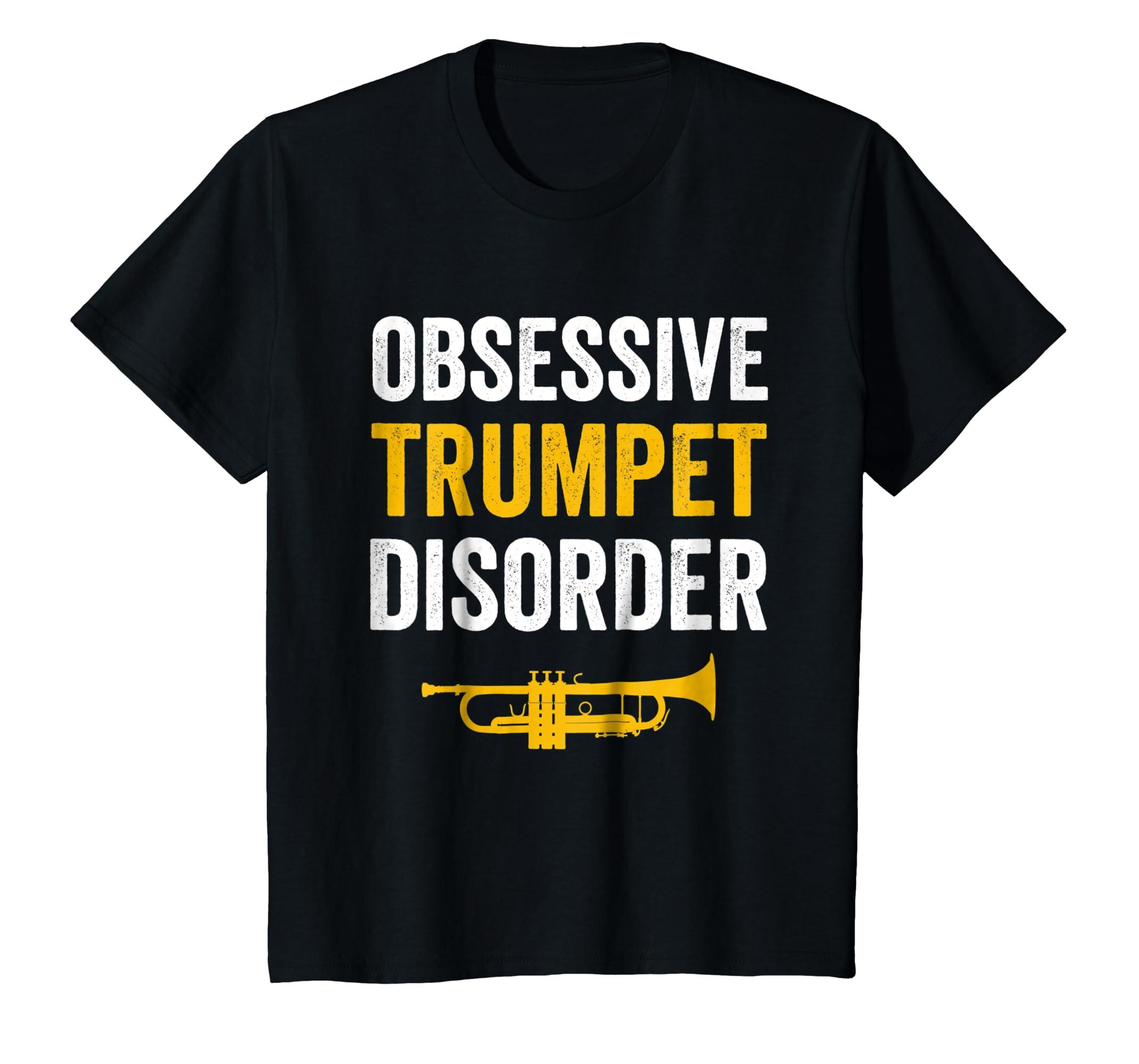 1207f64b Amazon.com: Funny Trumpet Player Shirt, Great Trumpeter T shirt.: Clothing