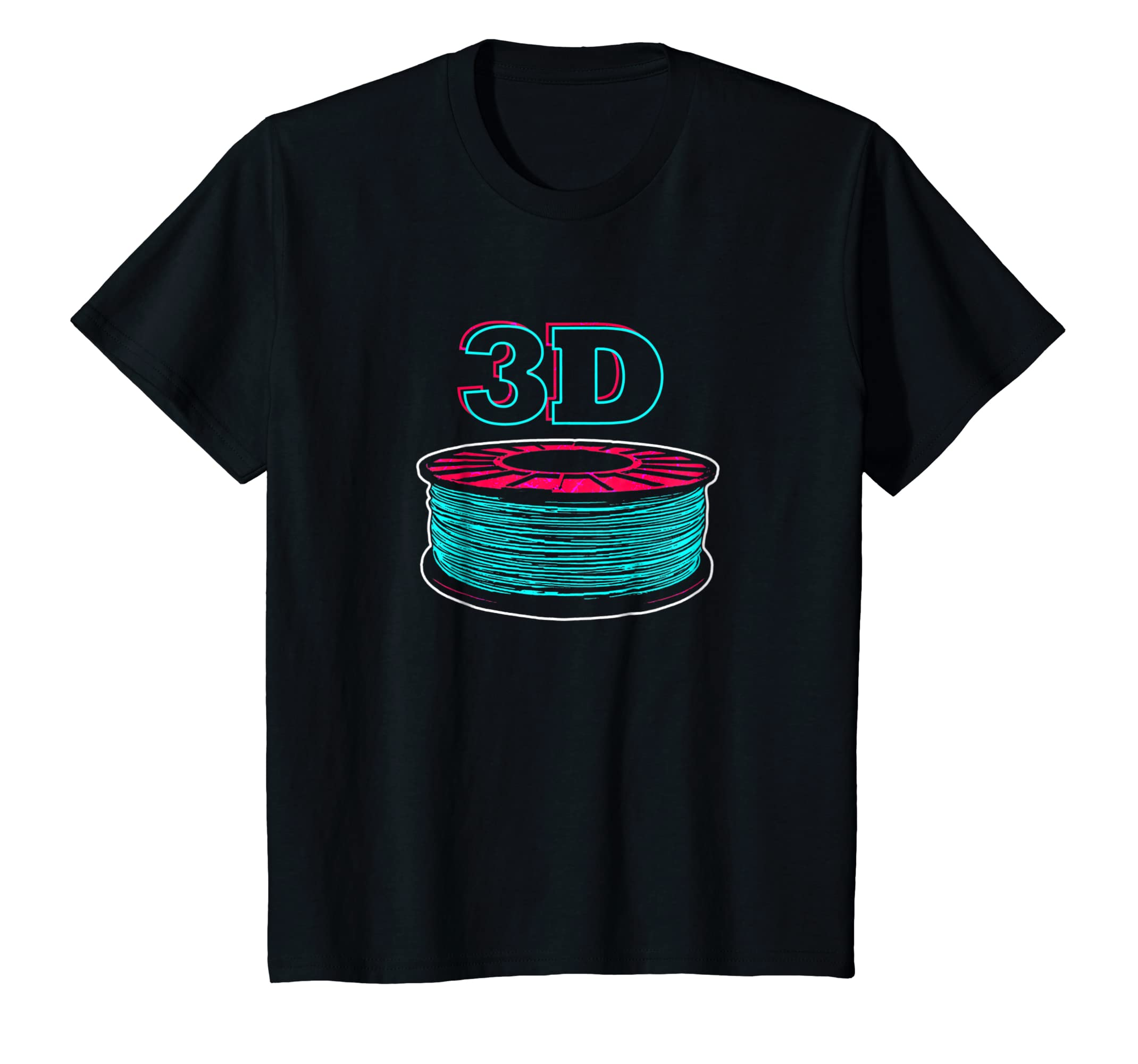 Amazon 3d Printing Filament G28 Cnc 3d Scan 3d Printer T Shirt