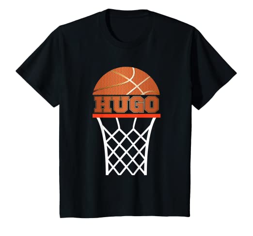 4fd6747cfa1c Image Unavailable. Image not available for. Color: Kids Basketball T-shirt  Hugo Custom ...
