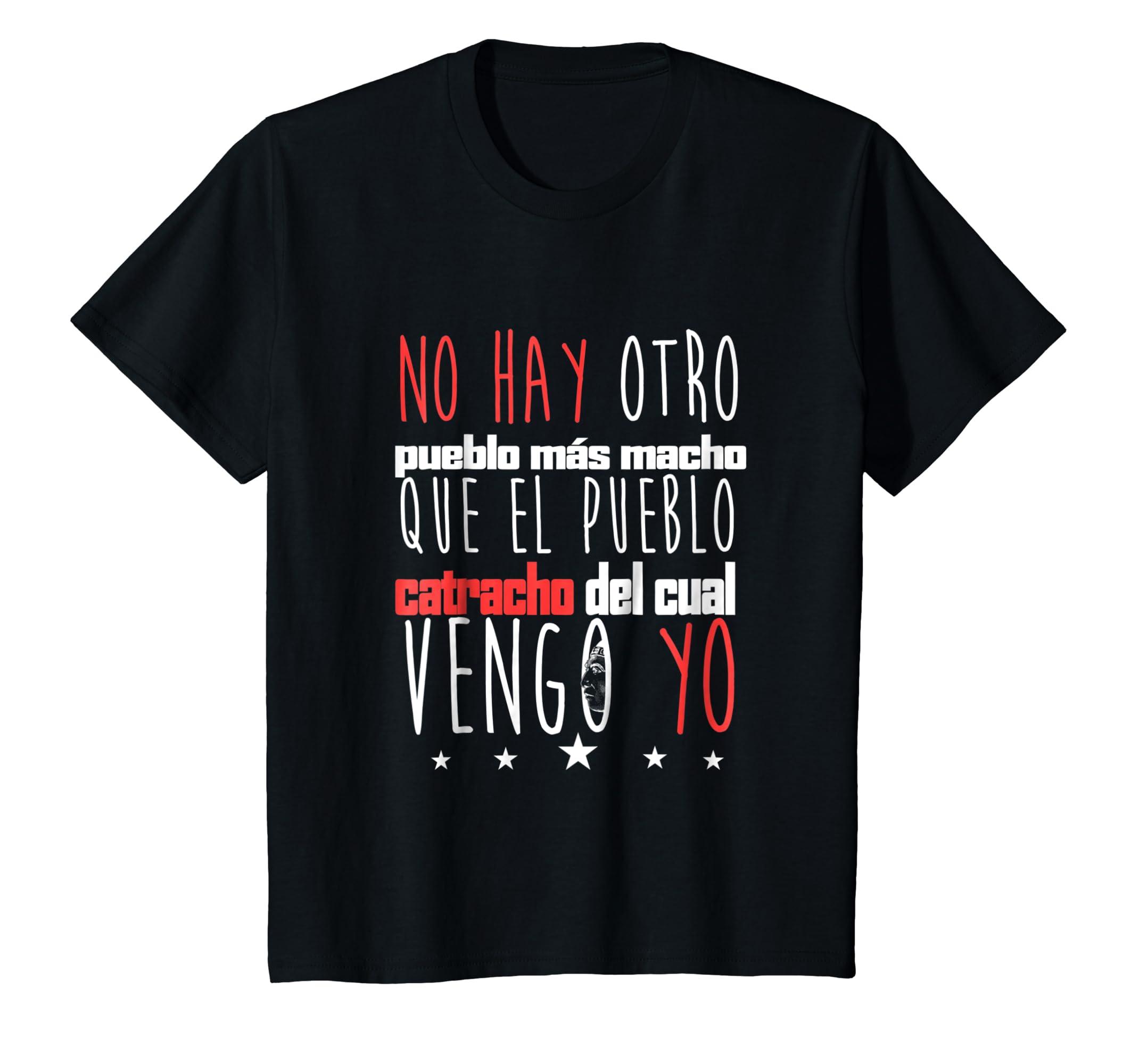 Amazon.com: Honduras, no hay otro pueblo mas macho, catracho T Shirt: Clothing