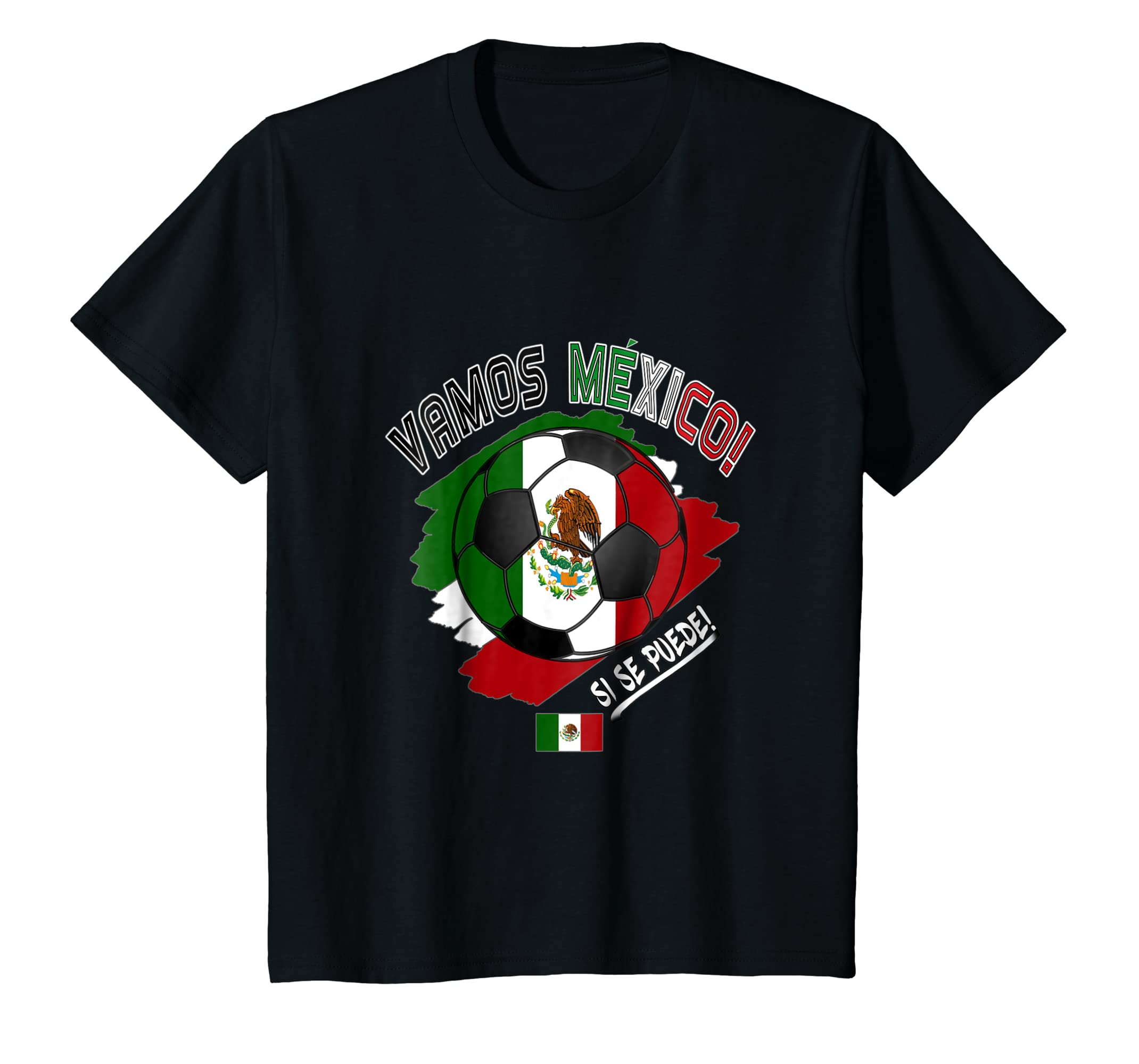 Amazon.com: Mexico Mexican Soccer Team 2018 T Shirt Football Fan: Clothing