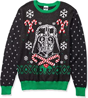 big and tall star wars sweater
