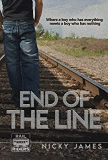 End of the Line (Rail Riders Book 1)