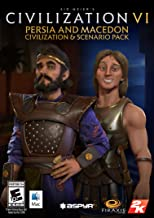 Sid Meier's Civilization VI - Persia and Macedon Civilization & Scenario Pack  (Mac) [Online Game Code]