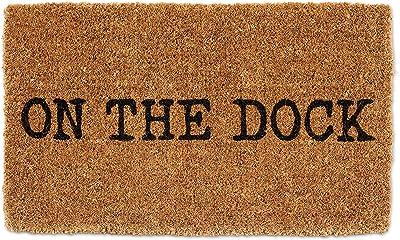 Abbott Collection Doormat Dock
