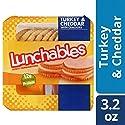 Oscar Mayer, Lunchables, Turkey & Cheddar, 3.2 oz