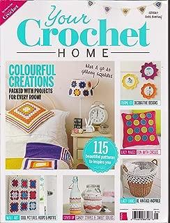 Your Crochet Home Magazine Summer 2014