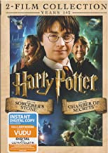 Harry Potter and the Sorcerer's Stone / Harry Potter and the Chamber of Secrets LIMITED EDITION DOUBLE FEATURE DVD SET