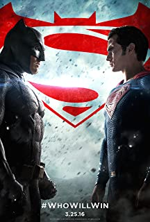 Batman Vs. Superman: Dawn of Justice - Movie Poster: (24 x 36 Inches) - Glossy Photo Paper (Thick 8 Mil), Ben Affleck, Henry Cavill, Jesse Eisenberg