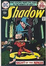 The Shadow #6 August / September 1974 DC Comics Night of the Ninja