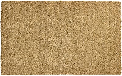 Ruco Entrance Mat for Indoors and Outdoors Coconut 50 x 80 cm