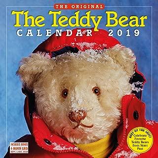 Best teddy bear calendar 2019 Reviews