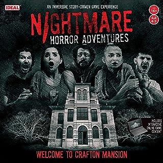 John Adams 10830 Nightmare Skräck äventyr Välkommen till Crafton Mansion Immersive Adult Game