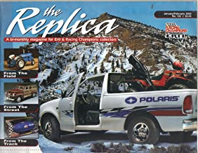 The Replica, Ertl & Racing Champion Collectibles, January February 2000 (No. 102)