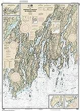 NOAA Chart 13293 Damariscotta, Sheepscot and Kennebec Rivers;South Bristol Harbor;Christmas Cove: 47.68