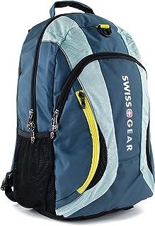 """Swiss Gear Mercury 16"""" Laptop Backpack, Dark Blue"""