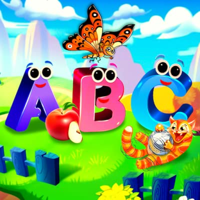 Preschool Basic Skills - Learning A to Z- Learn Alphabets letters writing,tracing,phonetic sound for kindergarten kids - Education games for baby and children - ABC Alphabet Games for Kids