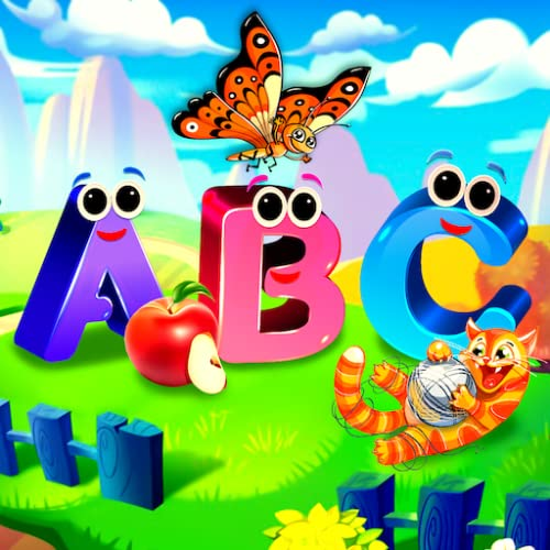 Preschool Basic Skills   Learning A to Z  Learn Alphabets letters writing,tracing,phonetic sound for kindergarten kids   Education games for baby and children   ABC Alphabet  for Kids