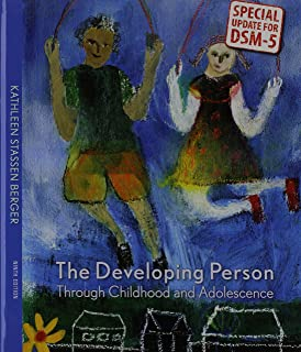 Developing Person Through Childhood & Adolescence with DSM5 Update & LaunchPad 6 Month Access Card