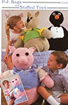 P.J. Bags and Stuffed Toys - Crochet Pattern Pamphlet - #87B87 - Annie's Pattern Club