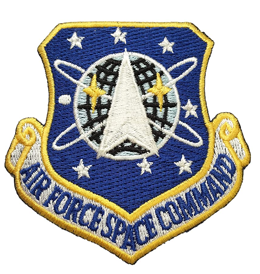 USAF Space Command Patch