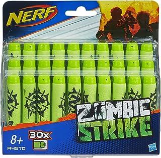(30 Strike Darts Refill) - Nerf A4570EU40 Zombie Strike Dart Refill Pack