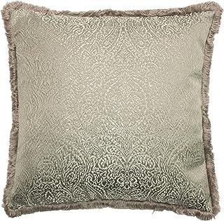 Paoletti Coco Cushion Cover, Taupe, 50 x 50cm