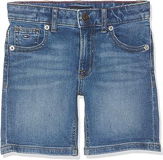 Tommy Hilfiger Randy Relaxed Short Nymst Pantalones Cortos para Niños