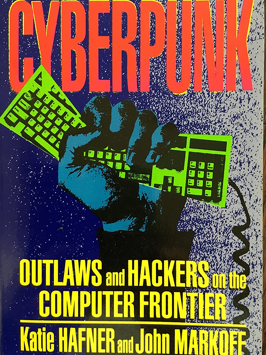 マインドフルゴミ箱を空にする尊敬するCyberpunk: Outlaws and Hackers on the Computer Frontier (English Edition)