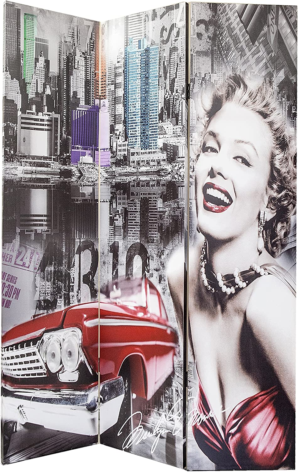 Ih casadecor FA-2069 Marilyn Monroe Screen